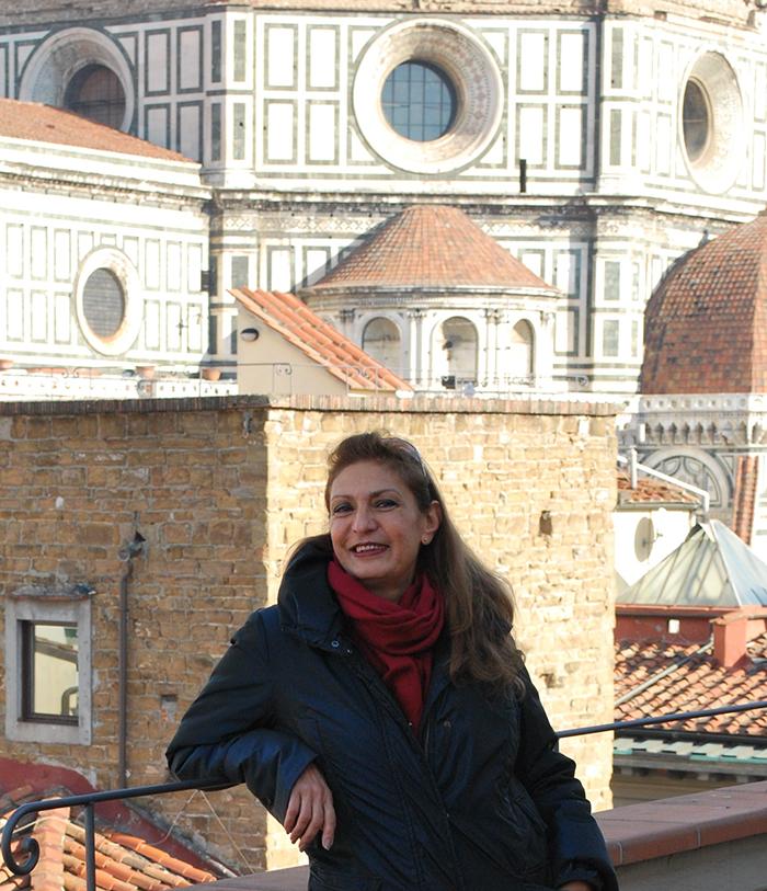 Гид по Флоренции Елизавета Гаврилина