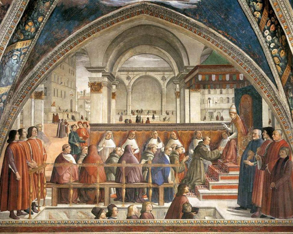 Театр, мистерии и театральность в жизни флорентийцев