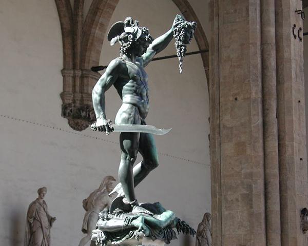 Бенвенуто Челлини - великий скульптор, ювелир, авантюрист