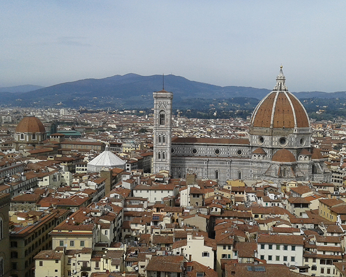 Флоренция за один день