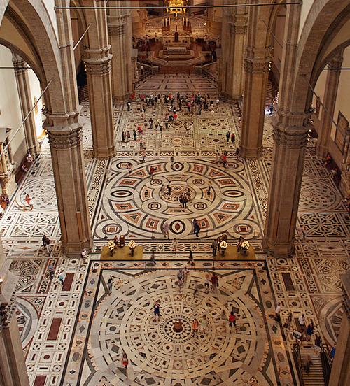 Домский собор и колокольня Джотто